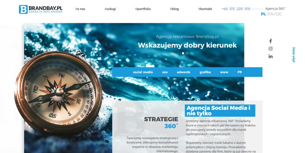 agencja reklamowa brandbay pl